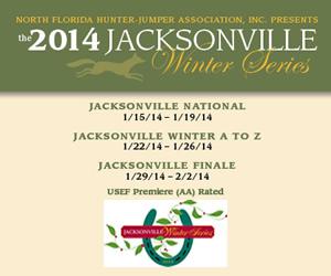 NFHJA Jacksonville Winter Series 2103 HunternJumper show