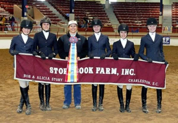Champions Abound As Interscholastic Equestrian Association