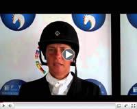 Watch an interview with Hunter Derby winner Jennifer Alfano