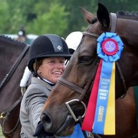 Kelley Farmer is the first hunter rider to earn $1 million in prize money, thanks to the Hunter Derby program