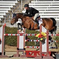 David Jennings pilots Contino 46 to the win in the $5,000 Open Jumper Welcome Class Week 2