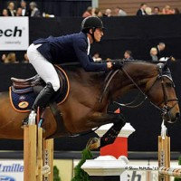 Nicola Philippaerts and Cortez