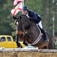 Tim Maddrix and Third Day win the $2,500 USHJA National Hunter Derby