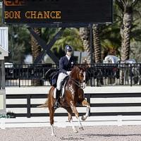 Caroline Roffman and Bon Chance