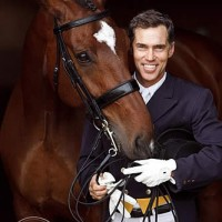 James Koford. Photo courtesy of Jim Koford of koforddressage.com. Photo taken by Shelley Paulson Photography.
