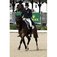 2nd place - Will Faudree (USA) riding Pawlow