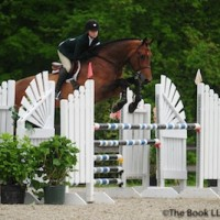 Last year's Equitation Challenge winners were Lillie Keenan and Clearway.