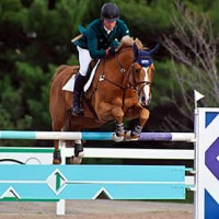 Conor Swail and Lansdowne were victorious in the $35,000 CSI2* Alberta Premium Open Welcome