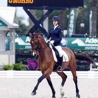 Ashleigh Conroy-Zugel and Ungaro