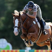 ©ESI Photography. Tracy Fenney and MTM Timon take blue in the Brook Ledge Open Welcome