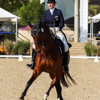 Kathleen Raine will compete Breanna in the Big Tour (Photo courtesy of Sheryl L Ross Photography).