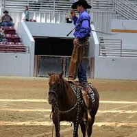 Taylor McIntosh and Sonora (Photo courtesy of JRPR)