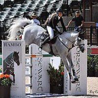 Kristen Vanderveen and Bull Run's Faustino De Tili